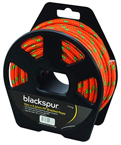 Blackspur BB-TT118 PP Braided Rope on Reel £2.79 Amazon Prime / £7.28 Non Prime