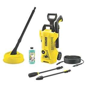 Kärcher K2 Full Control Home Pressure Washer £99.99 at Screwfix