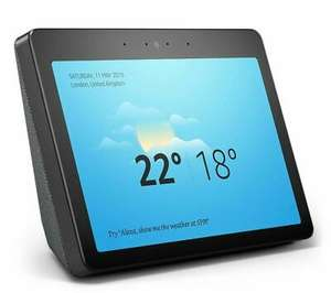 Amazon Echo Show 2nd Gen (10 inch screen) £161.49 delivered from Currys PCWorld on ebay
