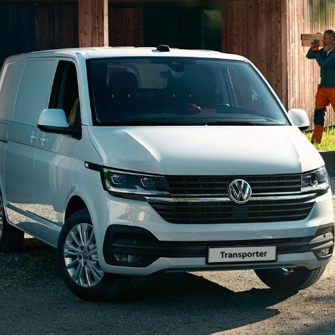 Volkswagen Transporter 2.0 TDI 90 Startline Van £18,700 (business - ex VAT) @ Nationwidecars