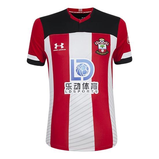 Saints FC Men's 19/20 Home Shirt for £16.50 (+£5 P&P) - Southampton FC 70% Off Sale