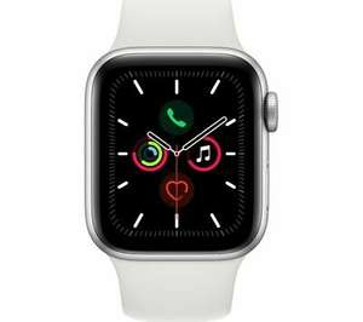 Apple Watch Series 5 - 44mm Aluminium Case - £310.49 Delivered with voucher @ Stockmustgo / eBay