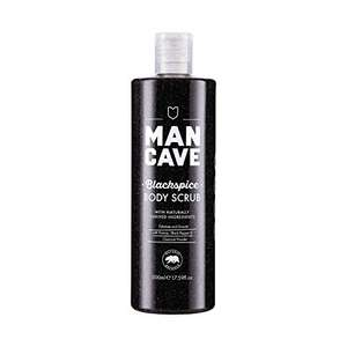 Mancave Blackspice Bodyscrub £5.67 (+£4.49 non-prime) @ Amazon