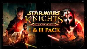Star Wars: Knights of the Old Republic I & II Pack (Steam PC) £3.19 @ Fanatical