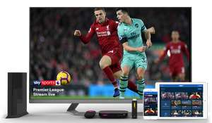 3 months of Sky Sports for £25/month at NowTV Store