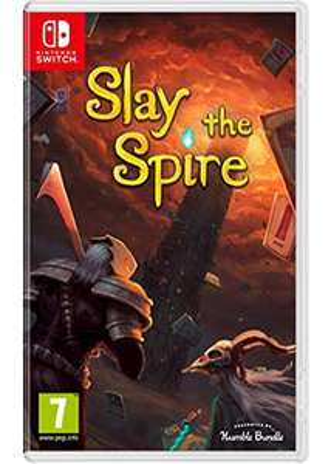 Slay The Spire (Nintendo Switch) £18.99 delivered @ Base.com