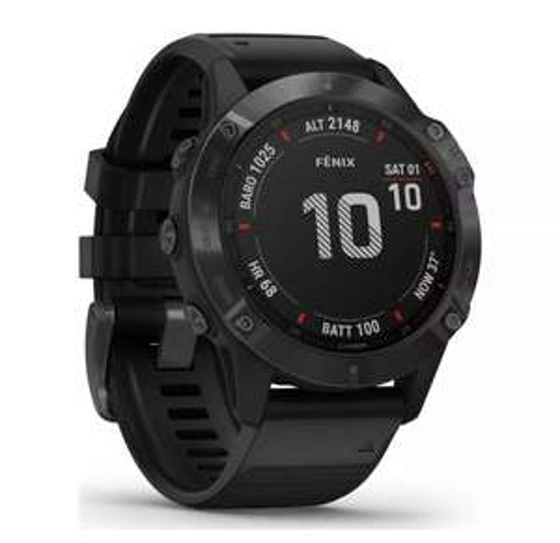 Garmin Fenix 6 Pro Watch - £494.10 (With Code) @ eBay / Currys PC World