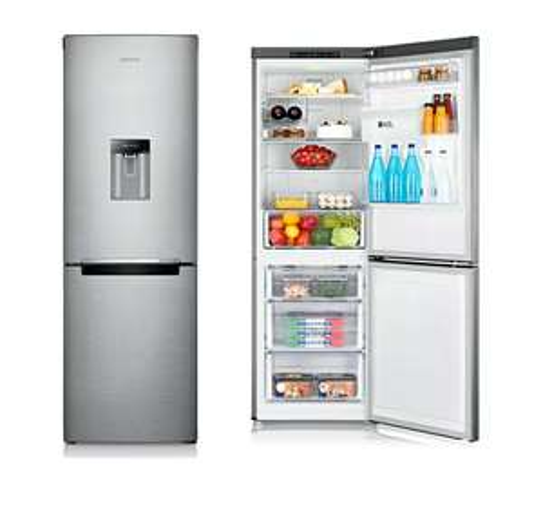 Samsung RB29FWRNDSA Silver Fridge Freezer with Water Dispenser - £322.11 With Code @ eBay / Cramptonandmoore
