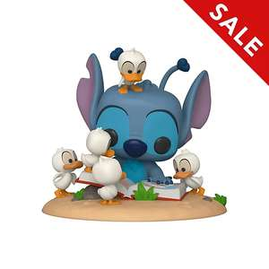 Funko Pop! Stitch with Ducks #639 Special Edition £30.94 (Click & Collect) @ ShopDisney