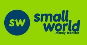 Fee Free Money Transfer @ Small World Financial Services