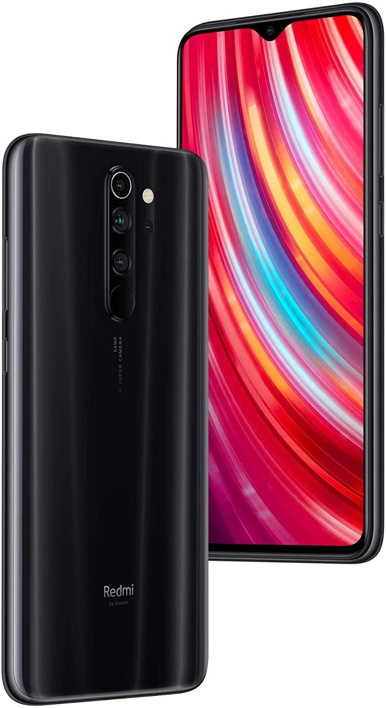 Xiaomi Redmi Note 8 Pro NFC 4500mAh 6GB/128GB Mineral Grey (UK VERSION) Smartphone - £199.99 @ Amazon