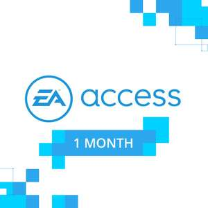 EA Access 1 Month - £0.79 on Playstation Network