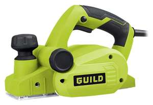 Guild Planer - 650W + 2 Year Warranty - £25 (free click and collect) @ Argos