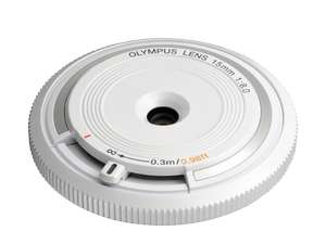 Olympus Body Cap Lens 15mm F8 (micro four thirds) £69.99 delivered @ Olympus.eu