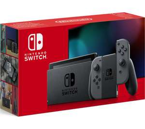 Nintendo Switch - Grey Console - £279 delivered @ Currys PC World