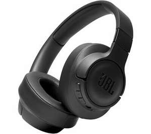 JBL Tune 750BTNC wireless Bluetooth noise cancelling headphones in black for £71.99 delivered using code @ eBay / Currys