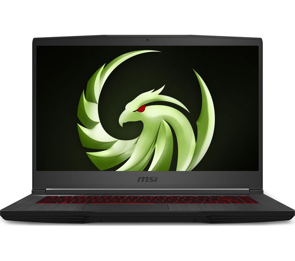 "MSI Bravo 15 15.6"" Gaming Laptop - AMD Ryzen 7, RX 5500M, 512 GB SSD £994 @ Currys PC World"