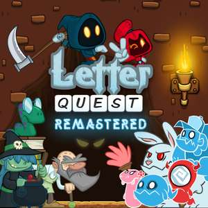 Letter Quest Remastered Nintendo Switch £- 2.79 at Nintendo eShop