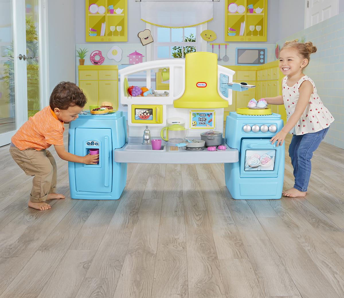 Tikes Tasty Junior Bake 'n Share Kitchen + 38 accessories £55 @ Argos (Click & Collect)