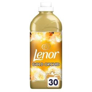 Lenor Fabric Conditioner Gold Orchid Scent 1.155L £2 @ Sainsburys