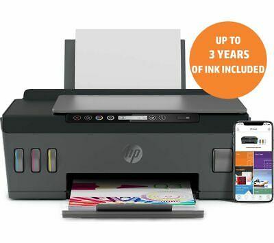 HP Smart Tank Plus 555 All-in-One Wireless Inkjet Printer (Free 3 year warranty extension and £20 possible cashback) £152.99 @ Currys ebay
