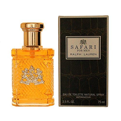 Ralph Lauren Safari EDT Spray, 75 ml, Medium £13.06 @ Amazon Prime / £17.55 Non Prime