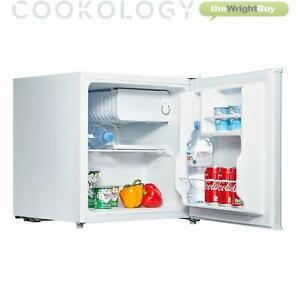Cookology White Table Top Mini Fridge & Ice Box Freezer 46L for £101.99 delivered using code @ eBay / thewrightbuyltd