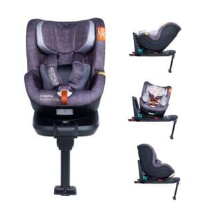 Cosatto RAC Come And Go 360 Spin Group 0+ / 1 Isofix Car Seat - £189.95 Delivered @ Online 4 Baby