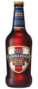 4 x 500ml Courage Best (2) & Wells Bombardier(2) - £5 at Marks & Spencer Maidenhead