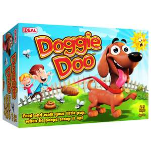 Doggie Doo Game Now £9.99 in store B&M Rothwell Leeds showing online too