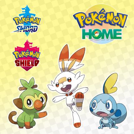 Hidden Ability Grookey, Scorbunny And Sobble (for Pokémon Sword and Shield) - Free - (Via the) Pokémon Home App