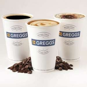 All NHS workers get a free hot drinks on presentation of appropriate ID @ Greggs