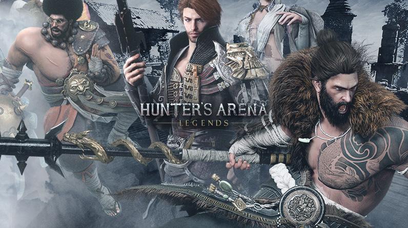 Hunter's Arena: Legends (Final Beta) free at SteelSeries Shop