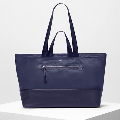 Fiorelli Becca Large Tote Bag Navy - £19 @ gbgeurope / eBay