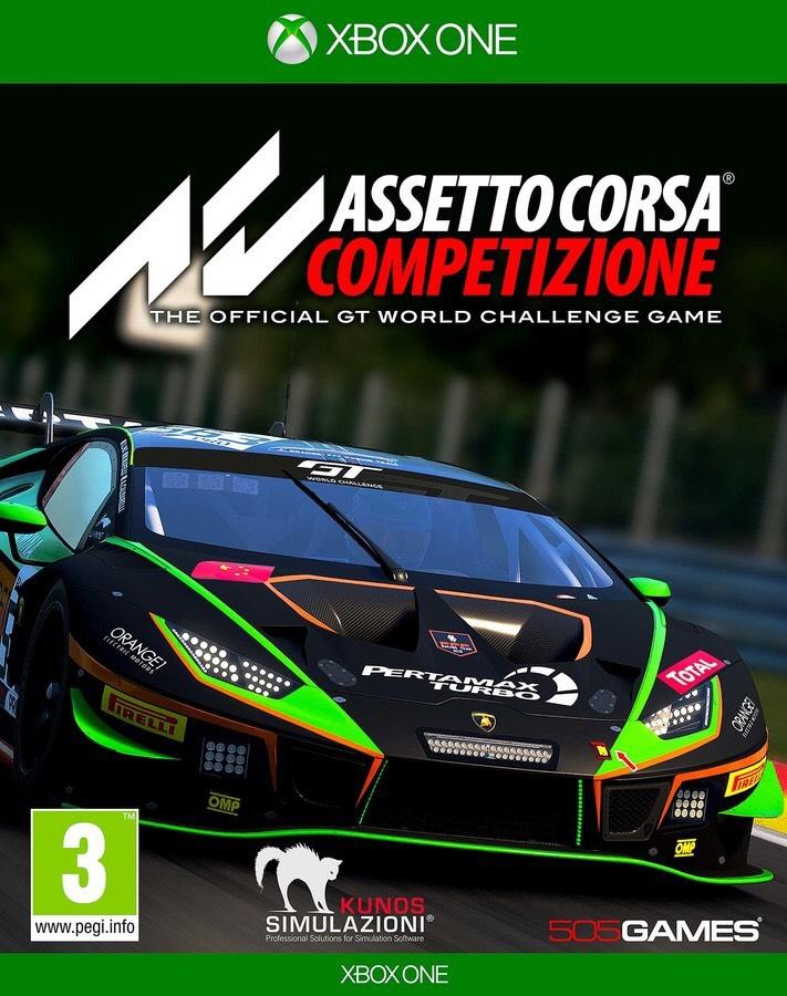Assetto Corsa Competizione (PS4/Xbox One) - £29.85 @ Simply Games