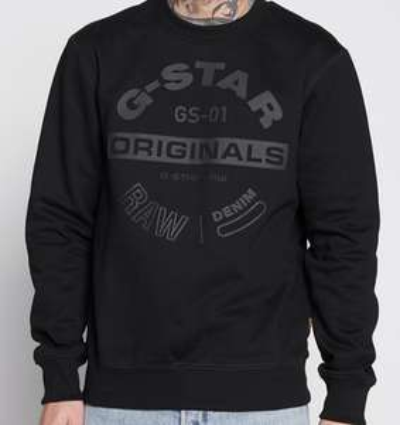 G-Star Originals Logo - Sweatshirt £35 @ Zalando