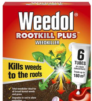 Weedol Rootkill Plus 5L Refill - £7.50 Instore @ B&Q (Beckton)