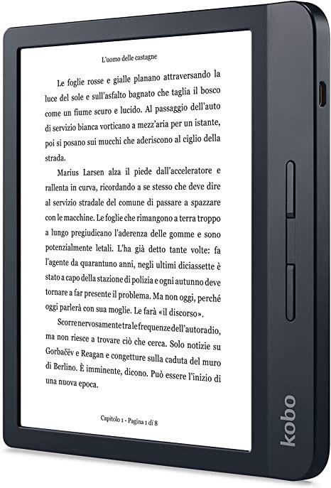 Kobo Libre H20 - E-reader - £129.99 @ Argos