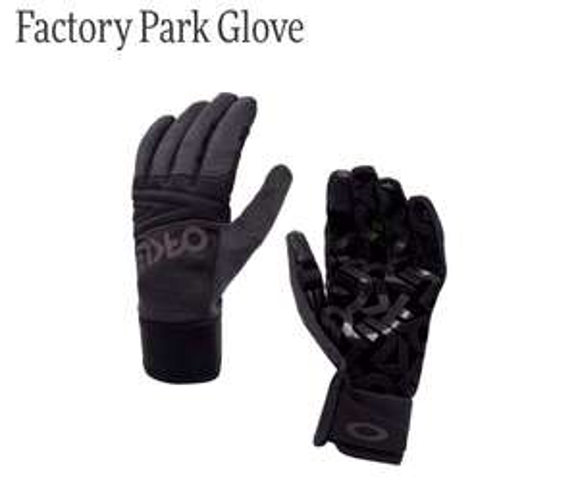 Factory Park Gloves £12 delivered @ Oakley