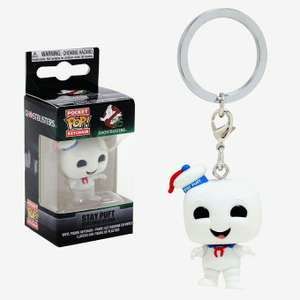 Funko 39493 Pocket POP Stay Puft Ghostbusters Key chain £1.50 - Sold by 247Megadeals / FBA @ Amazon (+£4.49 non-prime)