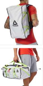 Reebok Active Ultimate Grip Duffle Bag Now £19.68 with code delivery is £3.99 or Free with £25 spend @ Reebok