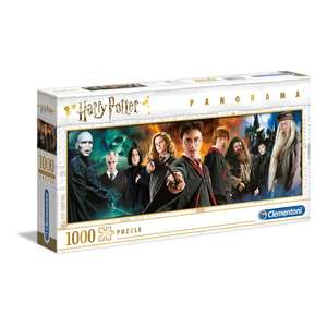 1000pc Panorama Harry Potter Puzzle - £7.99 delivered @ Smyths (Account sign up required)