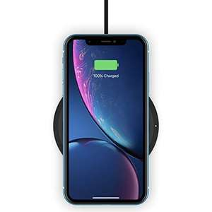Belkin Boost Up Wireless Charging Pad 5 W, Fast Qi Wireless Charger £10.49 + £4.49 NP @ Amazon