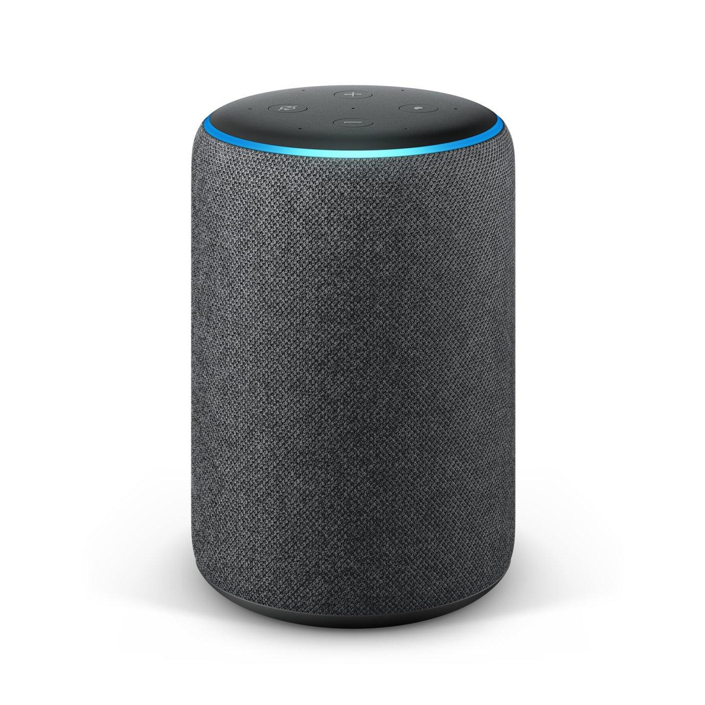 Amazon Echo Plus 2nd generation - White, Black and Heather £84.99 Argos (+£3.95 delivery)