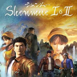 Shenmue I and II (PS4) £7.24 @ Playstation Store