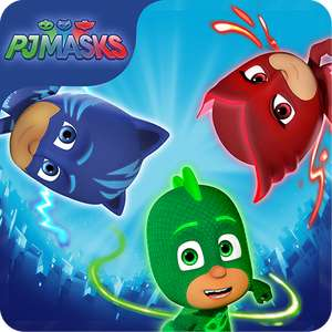 PJ Masks: Super City Run game - temporarily free @ Google Play Store