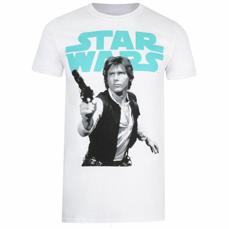 Star Wars T-Shirts and Hats £9.99 + £2.99 del @ Sport pursuit