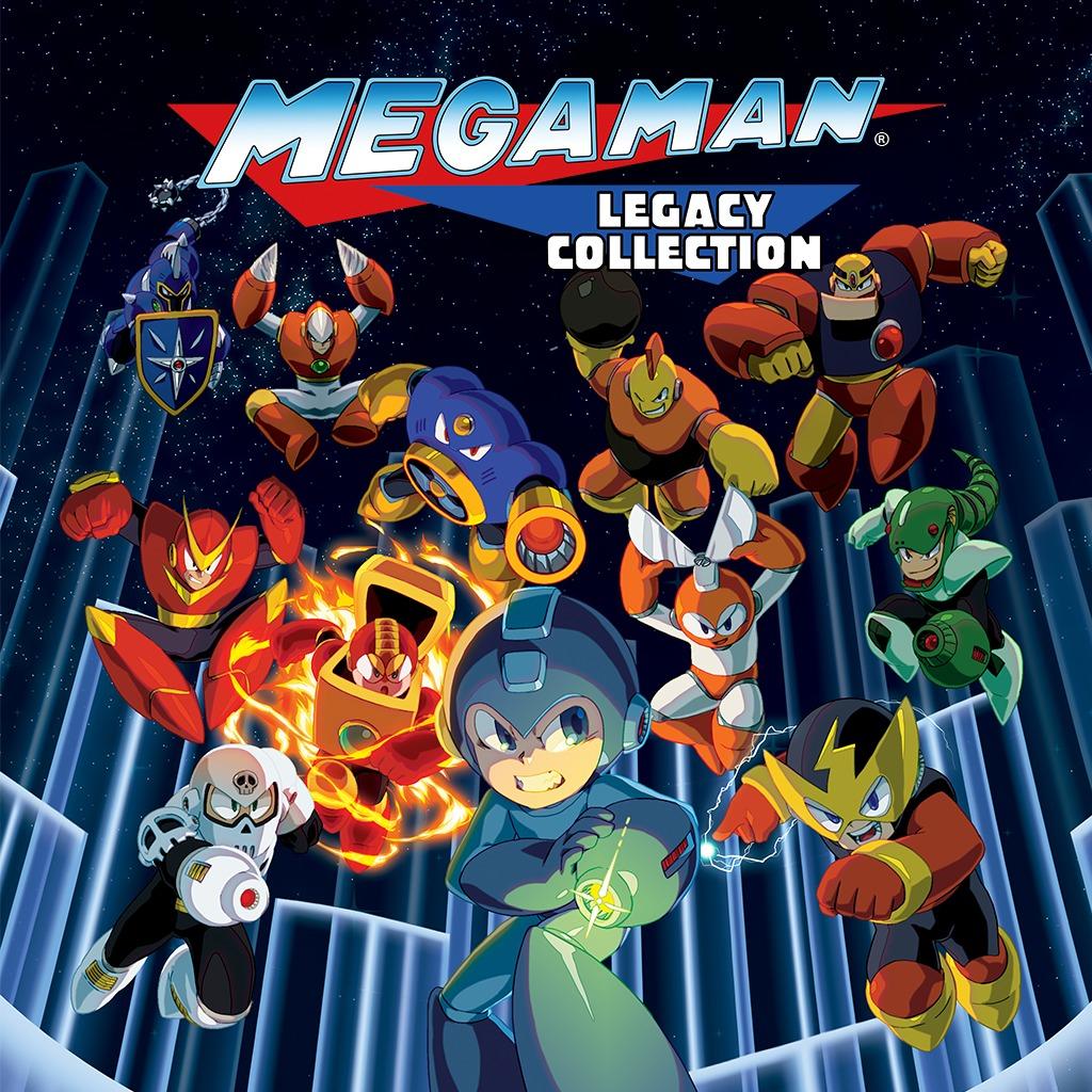 Mega Man Legacy Collection (PS4) £3.24 / Mega Man Legacy Collection 2 (PS4) - £3.95 @ PlayStation PSN