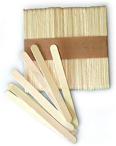 silikomart Big Wooden Sticks for Ice-Cream Bars, Brown Wood, L £1.90 (Prime) + £4.49 (non Prime) at Amazon
