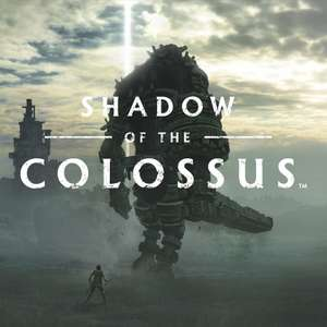 Shadow of the Colossus (PS4) - £7.49 @ Playstation Network